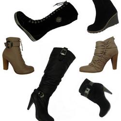 Интернет-магазин женской обуви и аксессуаров Эконика