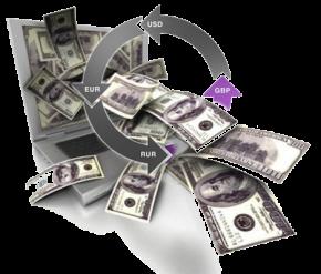 Как выгодно менять и выводить электронные деньги?