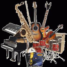 Бизнес идея: аренда музыкальных инструментов