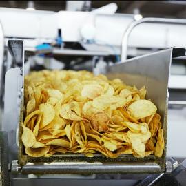 Бизнес идея: производство чипсов