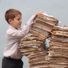 Сбор макулатуры в школе когда макулатуру или целлюлозу для туалетной бумаги