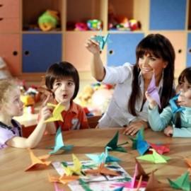 Бизнес идея: детский сад на дому