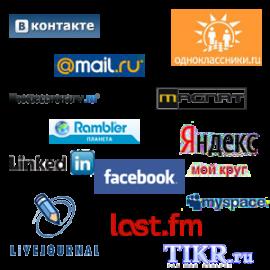 Как заработать на своей странице вКонтакте..$., сайт: http://money job.ru/